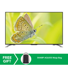 [RM3,999.00 After Coupon Applied] Sharp 60-inch Full HD Android TV SHP-LC60LE580X - FREE Sharp AQUOS Ninja Bag and Special Digital Coupon worth RM400 *ORIGINAL PACKAGING/SEALED* MY Warranty/Malaysia