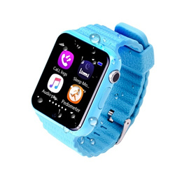 V7K Waterproof Kids GPS smart watch kids Safe Anti-Lost Monitor Watches with camera/facebook SOS Cal