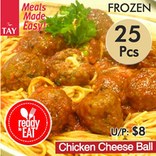 [CS Tay]  Chicken Ball with Cheese (Frozen)(25pcs each)