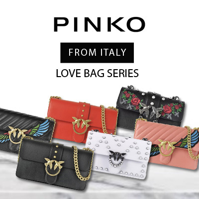 e801e3bc3e581 Pinko Love Bag Series   Import from Italy   100% Authentic   Limited  Editions