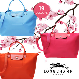 Time Sale SG Local 100% Authentic Longchamp Neo Series 1512 1515 Made In  France(comes with original receipt) 156e296fdb02b