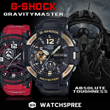 *APPLY 25% OFF COUPON* G-SHOCK GRAVITYMASTER WATCH COLLECTION. GA1000 GA1100 . Free Shipping!