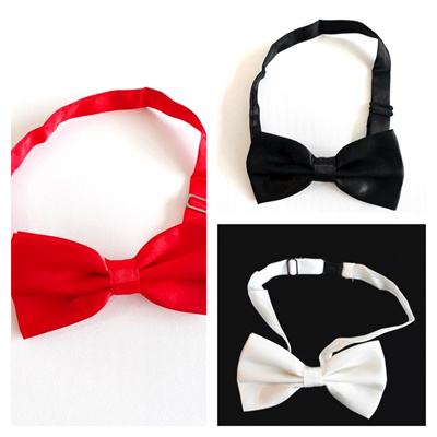 HK Men/'s Classic Silky Satin Wedding Banquet Necktie Cravat Ascot Tie Handsome