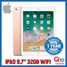 [▼20% Cheaper than Apple Store] Brand NEW Apple iPad 9.7inch 2018 // 32GB ROM // Wi-Fi Version / iOS 11