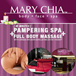 90 minutes Pampering Spa + Full Body Massage with Ginger Infusion Exfoliating Detox Therapy