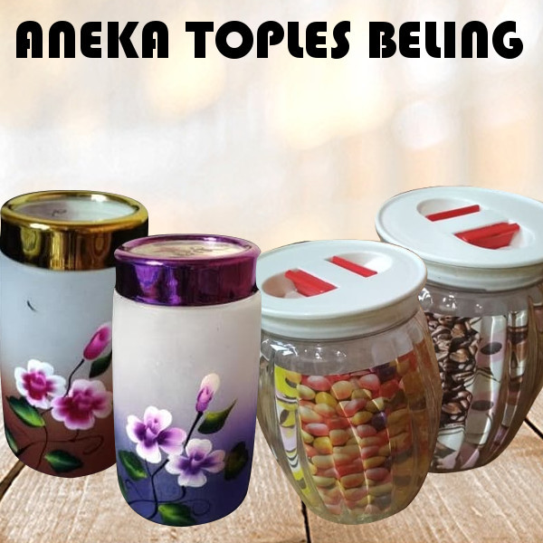 Aneka Toples Kue Kering Deals for only Rp35.000 instead of Rp35.000