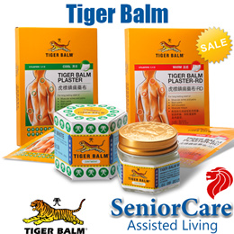 Tiger Balm Ointment Plaster Cool Warm For Ache Neck Shoulder Rub Boost Stiff Sore Body Muscle Pains