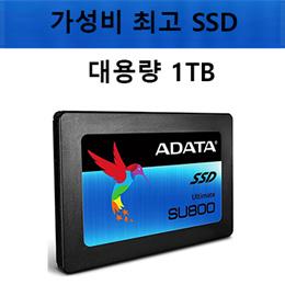 ADATA USA Ultimate Su800 1TB 3D Nand 2.5 Inch SATA III Internal Solid State Drive (ASU800SS-1TT-C)