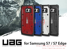 UAG Armor Transparent protective shell Samsung galaxy S7/S7 edge/NOTE5/NOTE4/S6/S6 Edge/S6 Edge Plus/iPhone 7/7 PLUS/ 6/6S/6 Plus/6S Plus/5/5S/SE(Free drop resistance shell)