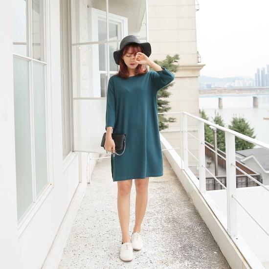 クルリクエンミインザモードワンピース プリントのワンピース/ 韓国ファッション