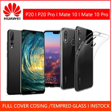 💋Hot stuff💋Huawei P20 Pro / P20 /P20 Lite Huawei Mate 10 / Mate 10 Pro nova 2i Case Tempered Glass