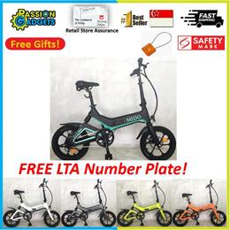 MIDO eBike EN15194 PAB LTA Approved Electric Bicycle Bike ebike Singapore