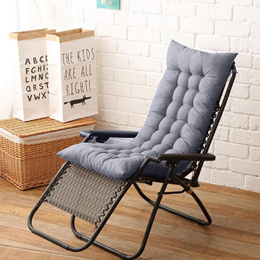 Solid Universal Recliner Rocking Chair Mat Sofa Soft Back Cushions Pillow For Chair Tatami Mat Loung
