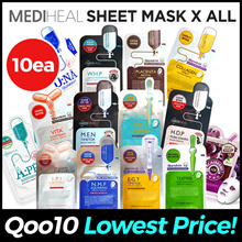 🔥Q10 LOWEST PRICE🔥[Mediheal] MASK SHEET COLLECTION 10 PCS / CLASH LANDING ON YOU
