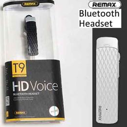 ★100% Authentic REMAX ★ Bluetooth Headset ★ Wireless Earpiece / Earphone ★ T9 / T15 ★ 4.1 ★