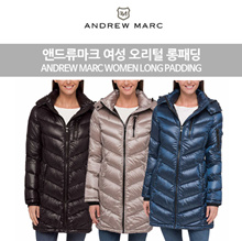 ★ App coupon price $ 87 ★ Andrew Mark Women's long-sleeved padding / Women's light padding / Three-piece color / Light and warm long padding / Free Shipping / USA Brand