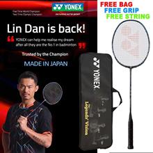 Yonex Z-Force II Legends Vision Limited Edition-Lin Dan Badminton Racket Free Bag+String+Grip