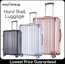 Classic Luggage / Hard shell Travel Bag Spinner ABS PC Case  Aluminium Alloy Pulley Trolley