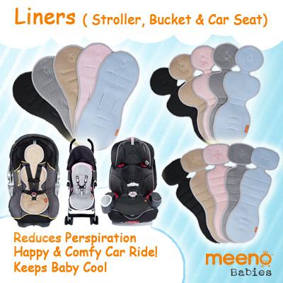 MEENO USA Babies Baby Stroller Seat Liner Cooling Mat