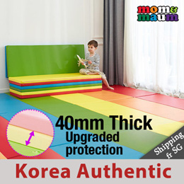 ◆ Only Quilting Cover for Folding Play Mat ◆ Mat is not included / Korea Authentic playmat baby safe