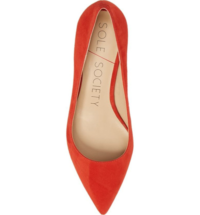 9eff23d3b065 Sole Society Andorra Pump (Women)