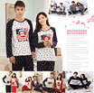 【LABOUR DAY SPECIAL PROMOTION PRICE !!】 NEW Couple PYJAMAS! ! ! Spring And Autumn Korean Couple Cartoon Suit  ★ Buy 3 In 1 Shipping ★★