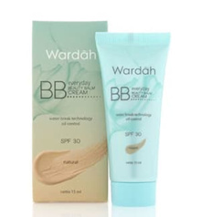 WARDAH Everyday BB Cream - Natural 15 mL
