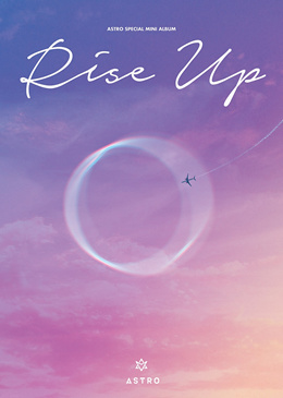 ASTRO - Rise Up CD+Booklet+2Photocards+Clear Postcard+Free Gift