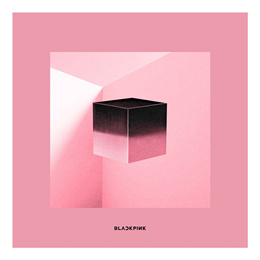 YG Entertainment Idol Goods Fan Products YG SELECT BLACKPINK 1ST MINI ALBUM_PINK ver.