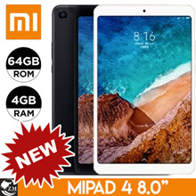 [NEW MODEL] Xiaomi MiPad 4 / LTE/ WIFI / Export set/ 1month warranty