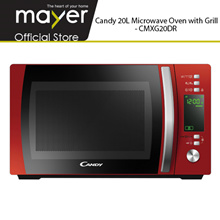 Candy 20L Combi Microwave Oven with Grill 1 Yr Warranty