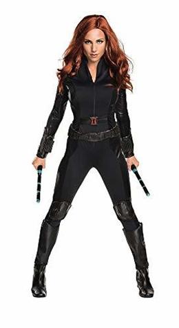 Secret Wishes Women s Captain America: Civil War Black Widow Costume