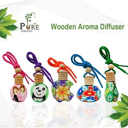 PERFECT GIFT IDEA! Wooden Aroma Diffuser/ Aromatherapy/ Ambience scenting/ Car diffuser/ Deodorizer