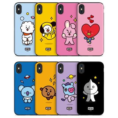 【BT21 OFFICIAL GOODS】 BT21 SMART PHONE CASE / BT21 iPhone case BT21 GUARD UP PLUS CASE BTS BANGTAN