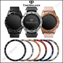 ◆Authentic◆TIMEWALKER Bezel for Samsung Galaxy Watch Gear S3 Smart Watch