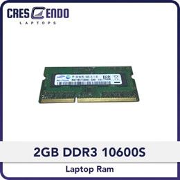 [Refurbished] Ram 2GB DDR3 10600S