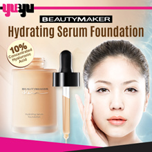 [BEAUTYMAKER]✮Hydrating Serum Foundation✮Ultra-Lightweight Formula✮Easy to Apply
