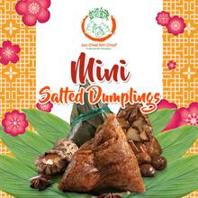 Bundle of 10 [Ready To Eat] Official Joo Chiat Kim Choo MINI Salted Dumpling