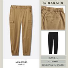 Men Cargo Long Pants