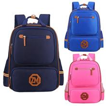 【TEEMI】 British Royal Preppy Style Vintage Backpack Nylon Children Kids Teenager School Bag
