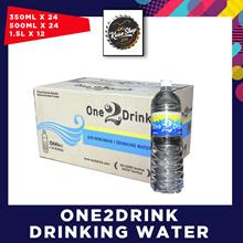 ONE2DRINK 230ml/350ml/500ml- Long Expiry