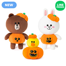 [LINEFRIENDS]HALLOWEEN STANDING DOLL_25CM