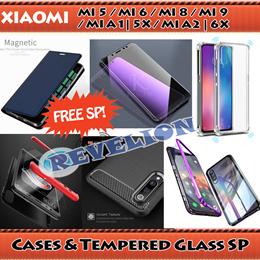 [PART B]★FREE SCREEN PROTECTOR!★Stocks in SG! Xiaomi Mi 8 Mi A2 | 6X Mi A1 | 5X Mi 6 Mi 5 Mi 3 Case