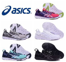 2016 New Design Asics Gel-Fit Sana Running Shoes For Women & Men, Lightweight Super Soft Breathabl