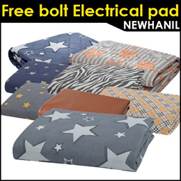 [NEW HANIL] Electric plate Electrical pad Free boltHeating pad Winter mats