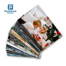 Personalised 200 pcs of 4R Photo Print from Photobook Malaysia
