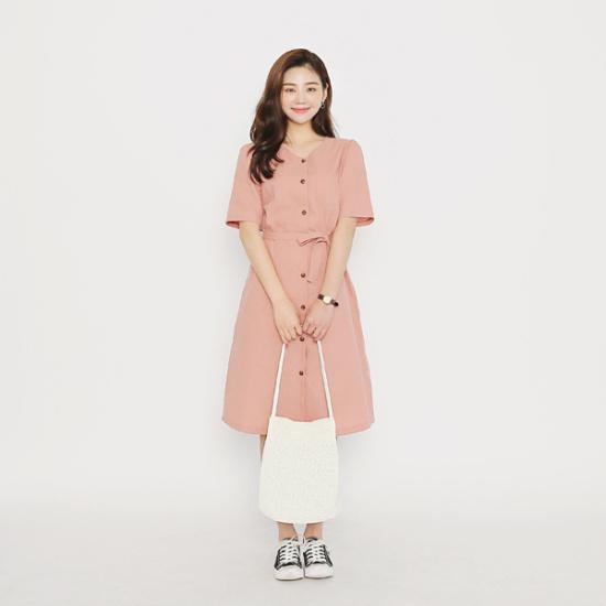 子供エムスリーダブルリンネンワンピース 綿ワンピース/ 韓国ファッション