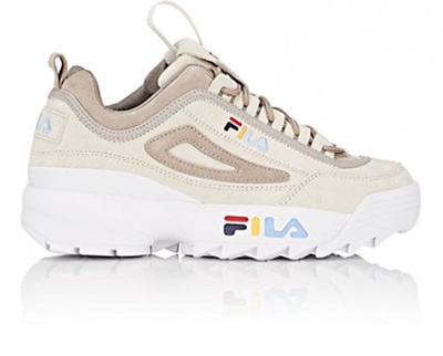 classcic rational construction newest [Fastest Shipping]FILA Disruptor II Nubuck Sneakers[USA]