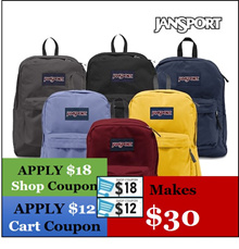 18SS Jansports®️ Backpack Collection © Interpark Official Store ®️