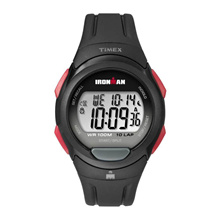 TIMEX IRONMAN ESSENTIAL	12 ANALOG TW5M16400 BLACK UNISEX WATCH